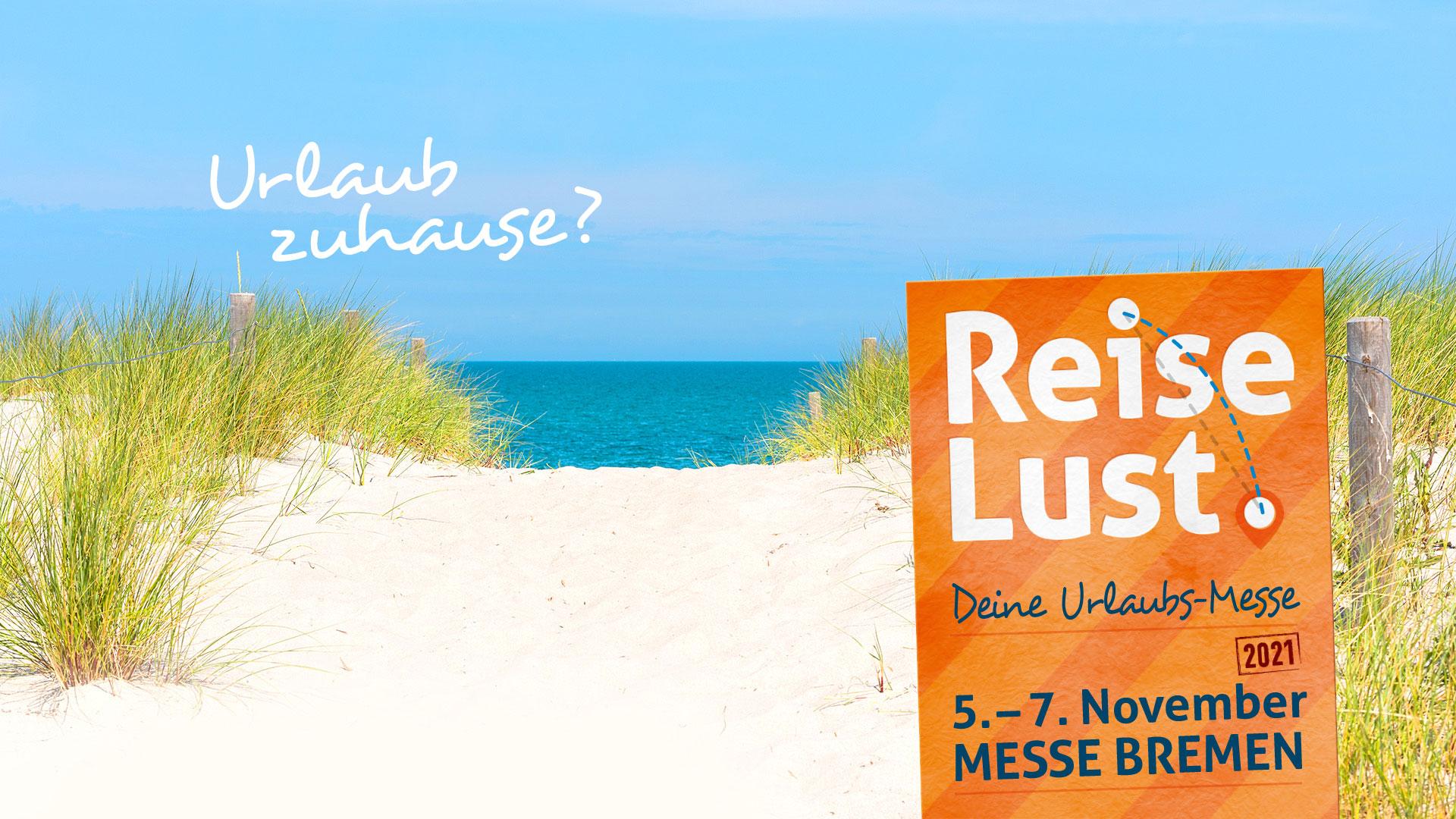 Messe Bremen ReiseLust 2021