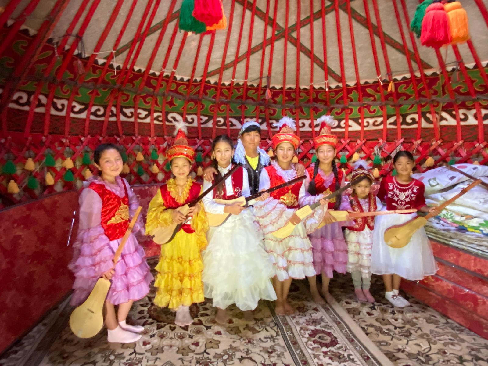 ReiseLust 2021, Kirgistan, Jurte